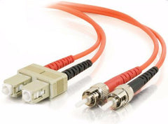 ST/SC Fiber Optic 50/125 OM2 Multi-Mode