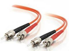 2 Meter, ST/ST Fiber Optic 62.5/125 Multi-Mode