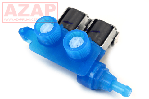 WP8182862 Water Inlet Valve 8182862 Whirlpool AP6011851 Kenmore PS11745050 - AZ Appliance Parts