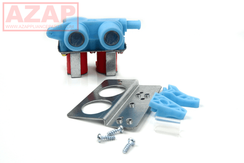 285805 Water Inlet Valve 358277 Whirlpool 205613 Kenmore 134190200 - AZ Appliance Parts