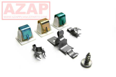 279570 Door Latch 5366021400 Fits Frigidaire Kenmore  AP3094183 PS334230 - AZ Appliance Parts