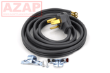 Dryer Cord 6 Foot Long 3 Wire Cord - AZ Appliance Parts