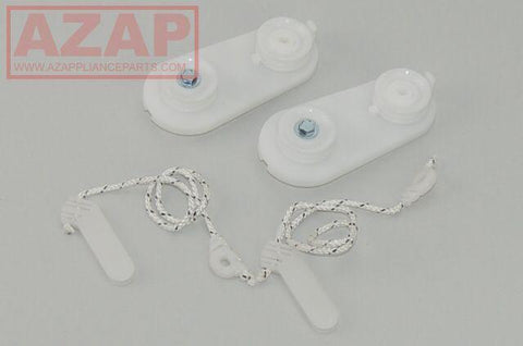 8194001 Dishwasher Door Balance Link Kit AP3775412 for Whirlpool Kenmore - AZ Appliance Parts