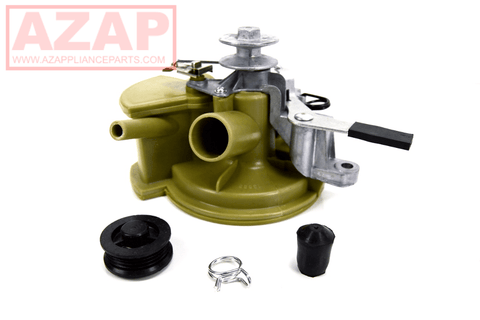 285317 Washer Drain Pump 357729 Fits Whirlpool Kenmore 367103 383957 - AZ Appliance Parts