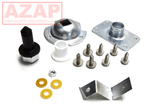 WE25M40 Drum Bearing Kit WE25X205 Fits GE Hotpoint WE3X65 WE1X463 - AZ Appliance Parts