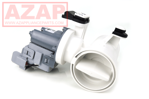 WPW10730972 Drain Pump W10730972 Fits Whirlpool Maytag AP6023956 PS11757304 - AZ Appliance Parts