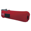 Imperial Red Side View WindPouch GO Inflatable Ground Hammock Blow Up Seat Air Lounger Inflatable Couch