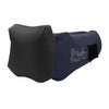 True Navy Headrest WindPouch GO Inflatable Ground Hammock Blow Up Seat Air Lounger Inflatable Couch