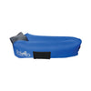 Cool Blue WindPouch GO Inflatable Ground Hammock Blow Up Seat Air Lounger Inflatable Couch
