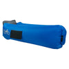 Cool Blue Side View WindPouch GO Inflatable Ground Hammock Blow Up Seat Air Lounger Inflatable Couch