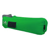 Emerald Green Side View WindPouch GO Inflatable Ground Hammock Blow Up Seat Air Lounger Inflatable Couch