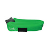 Emerald Green WindPouch GO Inflatable Ground Hammock Blow Up Seat Air Lounger Inflatable Couch