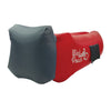 Imperial Red Headrest WindPouch GO Inflatable Ground Hammock Blow Up Seat Air Lounger Inflatable Couch