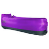 WindPouch Lite Moonrise Purple Inflatable Ground Hammock Blow Up Seat Air Lounger Inflatable Couch