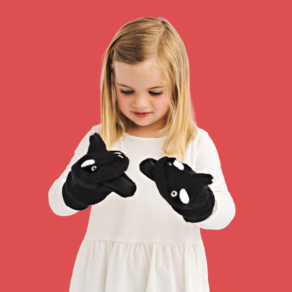 Kids Mix & Match Puppet Mittens