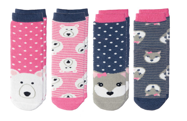Cabin Socks - Polar Bear | Arctic Fox