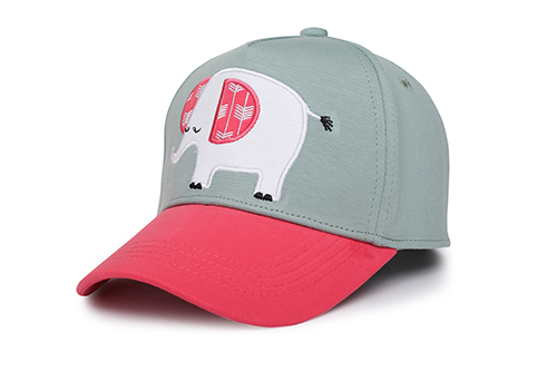 Kids Ball Cap - Elephant