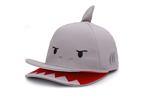 Kids 3D Cap - Shark