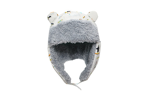Kids & Baby Water Repellent Trapper Hat - Ski Resort