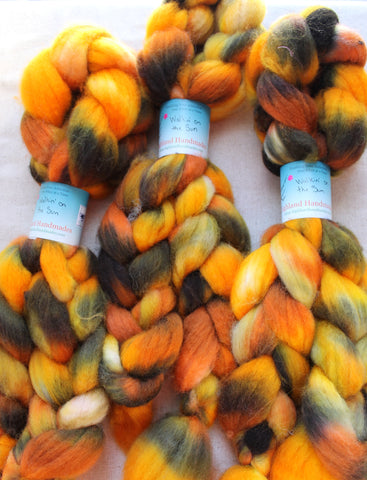 Walkin' on the Sun - SW BFL, 4oz