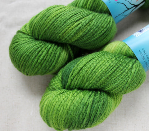 Big Spencer - Green Ash Worsted