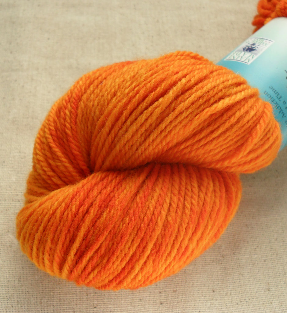 Intemperate Indeed - Red Ash Worsted