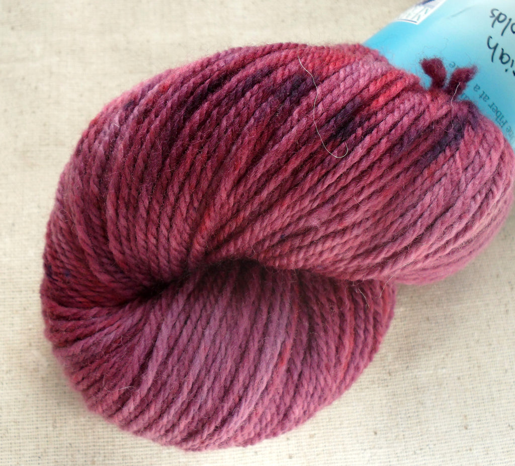 Mariah Reynolds - Red Ash Worsted