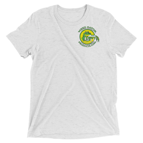 WeedGator® Products Weedy Wear - Short Sleeve Unisex T-Shirt w/Back Logo