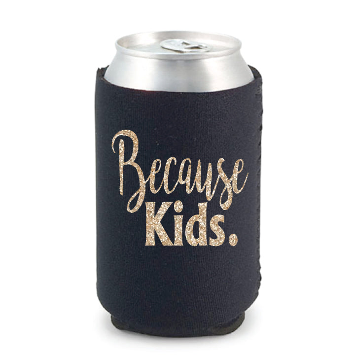 BECAUSE KIDS Can Cooler