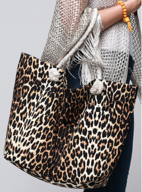BeachBabe Bag LEOPARD