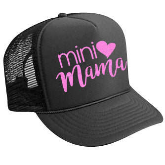 LuxKidz Mini Mama Hat