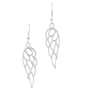 Open Wing Earring