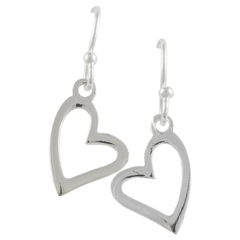 Small Heart Earring