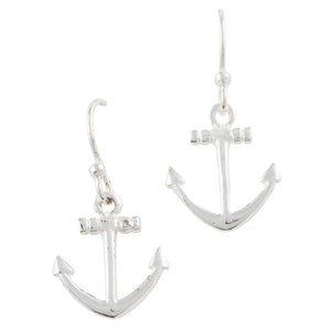 Anchor Large Earring