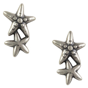 Starfish Friends Post Earring