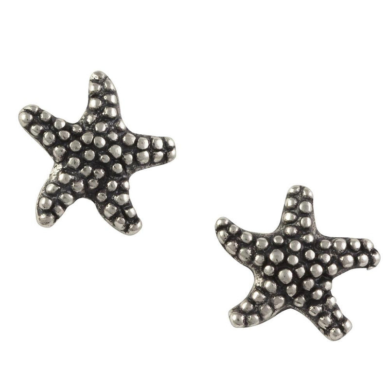 Starfish Post Earring