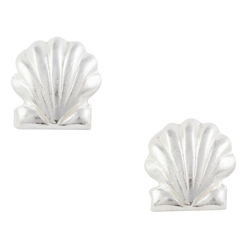 Shell Post Earring