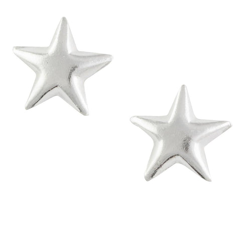 Simple Star Post Earring
