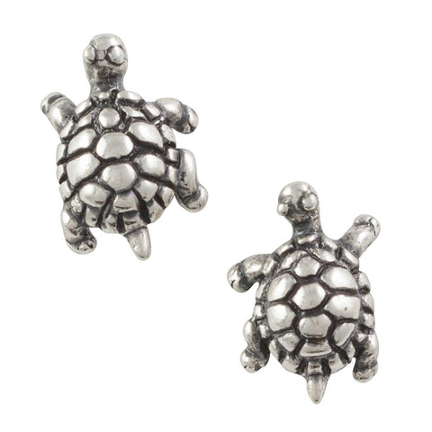 Turtle Post Earring