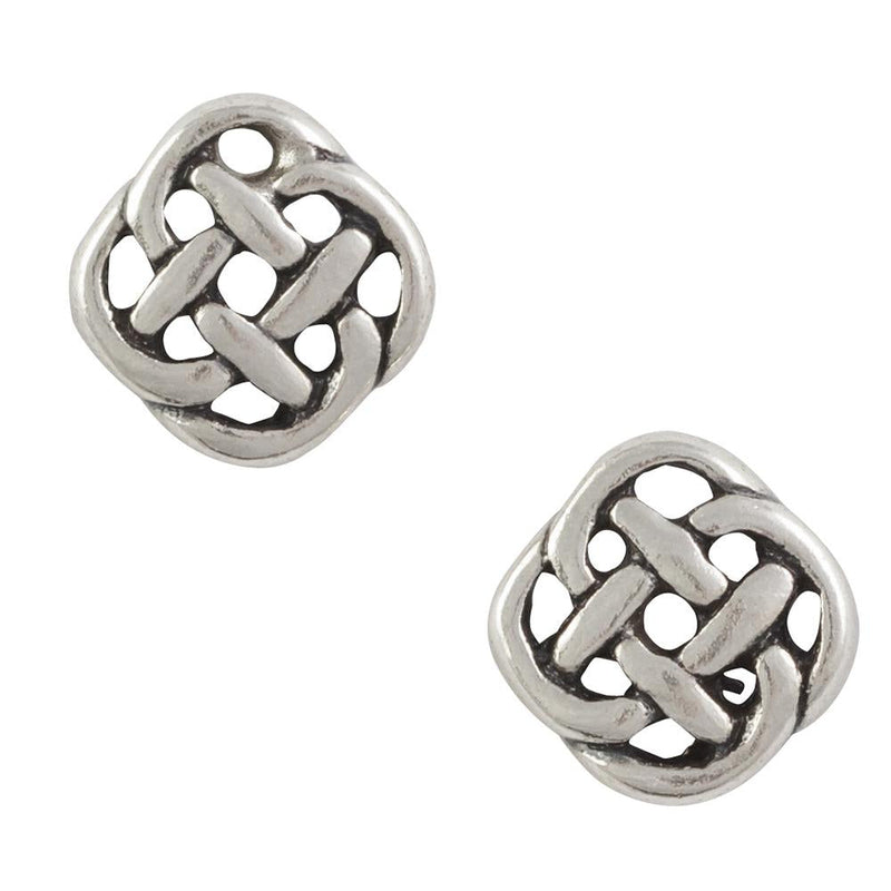 Celtic Knot Post Earring