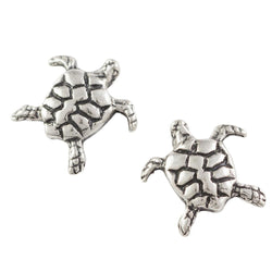 Sea Turtle Post Earring