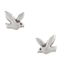 Dove Post Earring