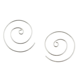 Spiral Threader Earring