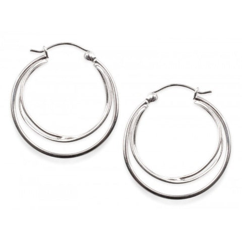 30MM LAYERED HOOP