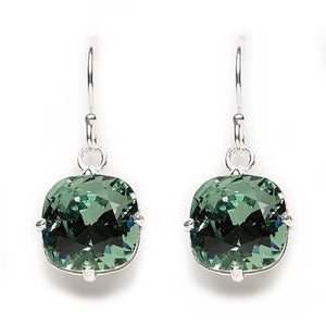 Erinite Crystal Earrings