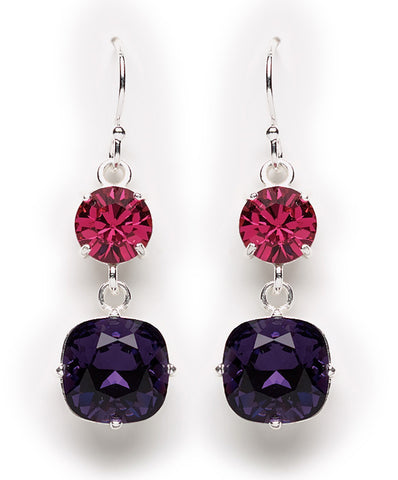 Royal Crystal Earrings