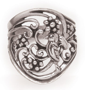 Hidden Songbird ring