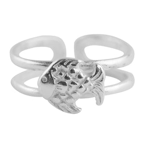 Fish Toe Ring