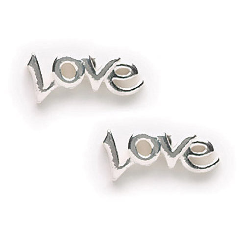 LOVE Post Earring