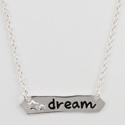 Dream Bar Necklace